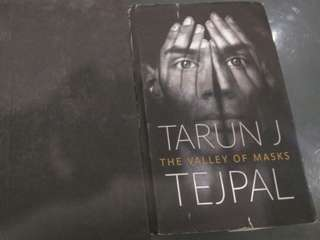 The Valley of Masks by Tarun Tejpal