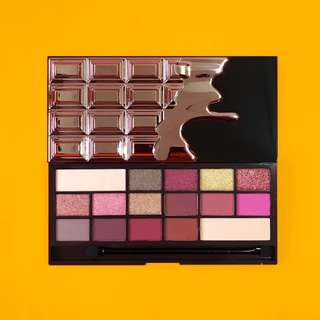 ✨READYSTOCK✨ I Heart Makeup — I ♡ Chocolate Rose Gold Palette