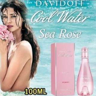 DAVIDOFF COOL WATER WOMEN 1