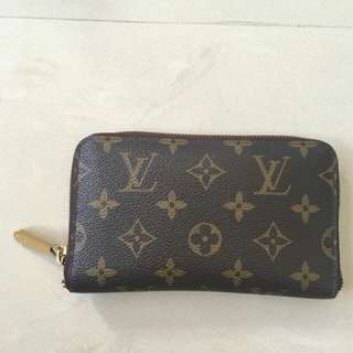 Authentic Zippy Lv Wallet