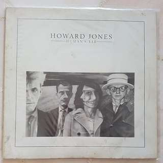 Howard Jones Album LP