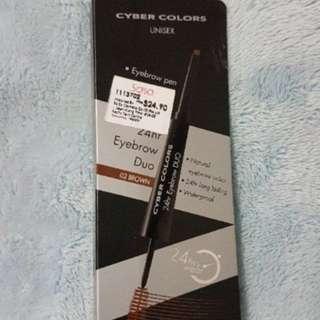 Cyber Colors 24h Eyebrow Duo (no trade)