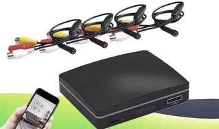 Cctv - CCTV Recorder - Mini DVR - 4 Channel DVR - Spy Camera Recorder - Mini Digital Video Recorder - Hidden Spy Camera Recorder