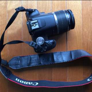 Canon EOS 500D DSLR Camera with accessories (Price Negotiable)