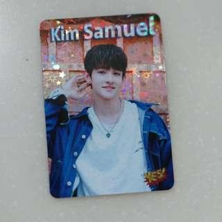 Samuel Kim Yes Card
