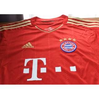 Jersey Bayern Munich 2011 - 2012 ORI used adidas kondisi 95%