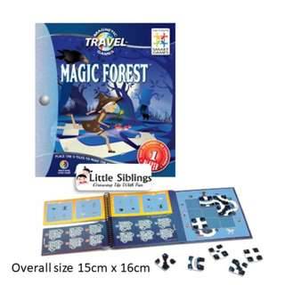 SmartGames - Magnetic Travel Games - Magic Forest