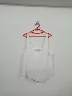 J.rep pleated top