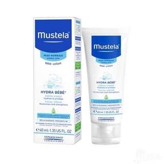 Mustela - 保濕面霜 40ml