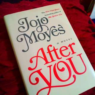 After you Jojo Moyes HB
