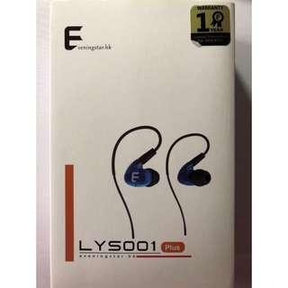 Eveningstar  LYS001 Plus 四核雙動圈耳機