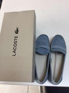 Authentic Lacoste Slip-On | Light Blue