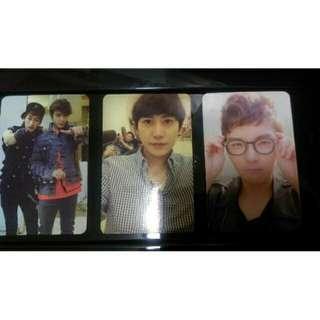 🚚 正版 Super Junior圭賢小卡✩