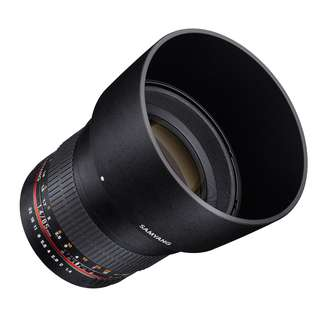 Samyang 85mm f1.4 AS IF UMC Lens (Canon, Fujifim, Nikon AE and Sony E Mount) *NEW*