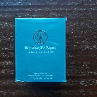 Zegna Aqua Di Bergamotto 50ml