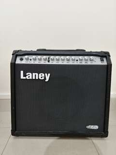 LANEY TUBE FUSION AMPLIFIER
