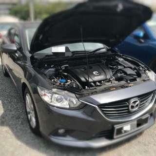 Mazda 6 2.0 Sedan Auto Tahun 2014