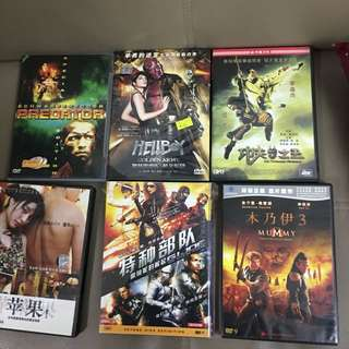 二手dvd/vcd
