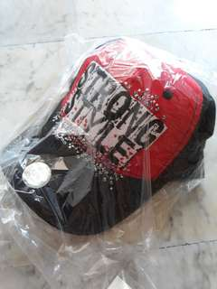 "WWE Shinsuke Nakamura ""Strong Style Has Arrived"" Baseball Cap"