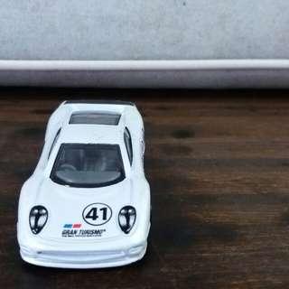 積架合金模型車