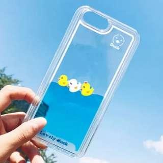 🎉購買兩個以上特價🎉 Iphone case - 游泳鴨 電話殼