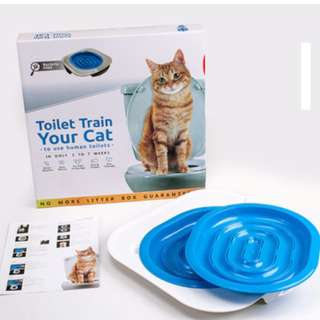 [ PET FOODIES ] PET TOILET TRAIN SEAT