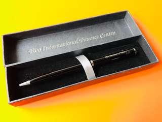 IFC2 Pen 紀念簽字筆