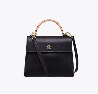 TORY BURCH Small Parker Satchel
