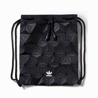 🔥In Stock🔥 Issey Miyake 3D Gym Sack (Black / White / Red Available)