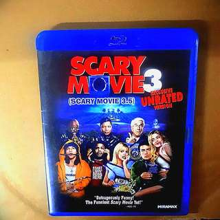 Scary Movie 3 Unrated Version (imported)(excellent condition) Region A