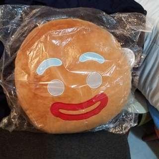 薑餅人大咕臣 cushion