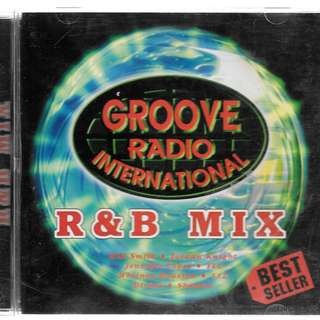 MY PRELOVED CD -GROOVE RADIOINTERNATIONAL - R&B MIX - / /FREE DELIVERY (F3C))