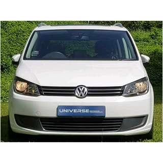 Volkswagen Touran Diesel 1.6 Auto TDI DSG Comfortline