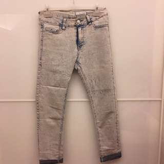 Lawry's Farm Jeans Size M