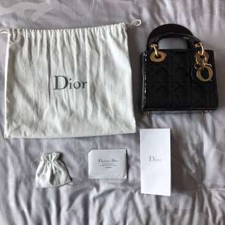 Dior lady bag not (Chanel Gucci Prada)