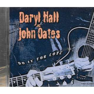 MY PRELOVED CD -DARYL HALL & JOHN OATES - DO IT FOR LOVE -/ /FREE DELIVERY (F3P)))