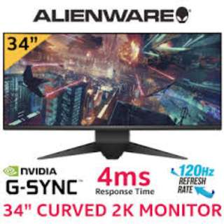 Alienware AW3418DW 34 INCH