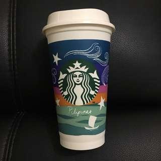 Starbucks Vinta Reusable Cup