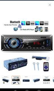 Digital Bluetooth Car Stereo Audio SD USB MP3 Player FM Radio 4CH High Power -
