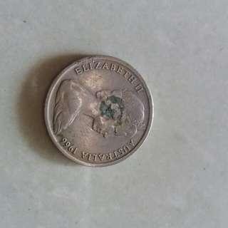 Australian cents