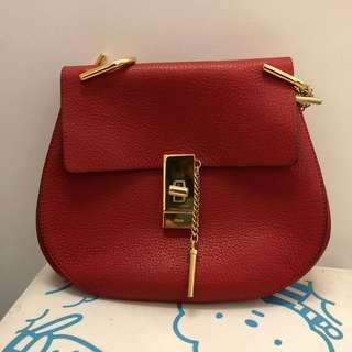 Chloe Drew Bag (medium size) 100%Real 85%new