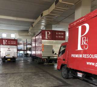 PRSS Logistics Storage and Transportation Services