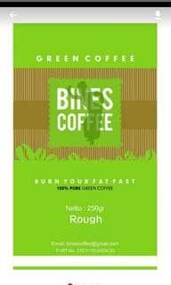 New Green Diet Coffe Rough Per bungkus 250gr