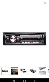 12V Car Radio Player Car Audio Auto Stereo FM Receiver