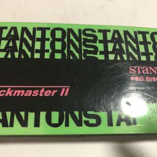 Turntable Needle Stanton Track Master II 2