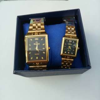 Swiston Couple Watch for Men and Women