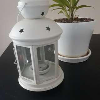 White Lantern (small)