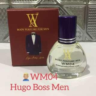 WM04 :Hugo Boss Men