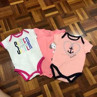 Baby 3pcs 6-9mths