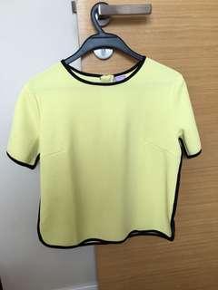 Purpur Yellow Top